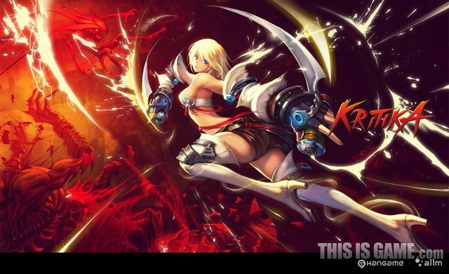 Kritika (KR) Closed Beta Approaches in First Half of 2012