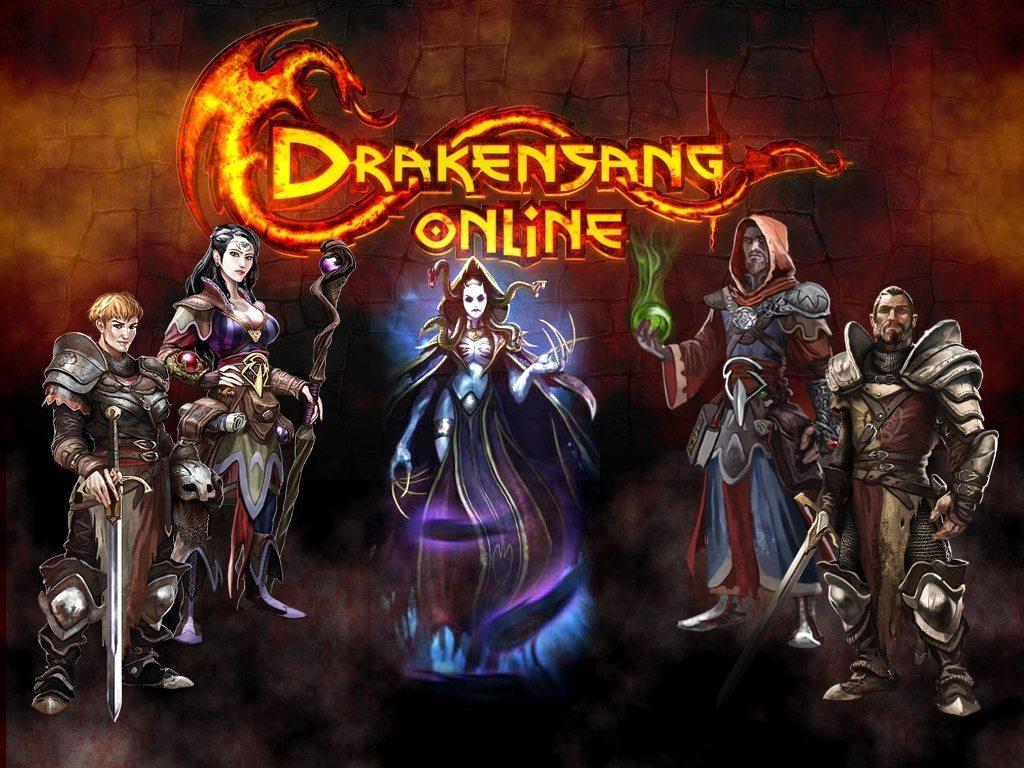 Drakensang Online Login