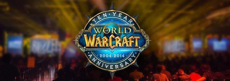 Celebrating Ten Years of World of Warcraft