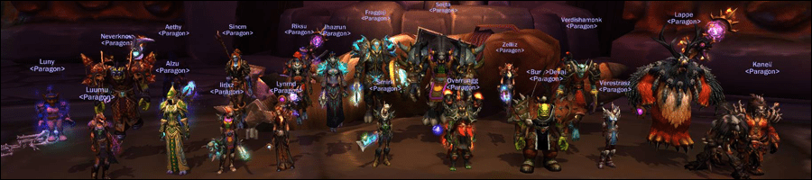 World of Warcraft: Mythic Highmaul World First By Paragon