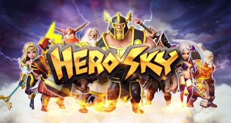 Hero Sky MMO Announced