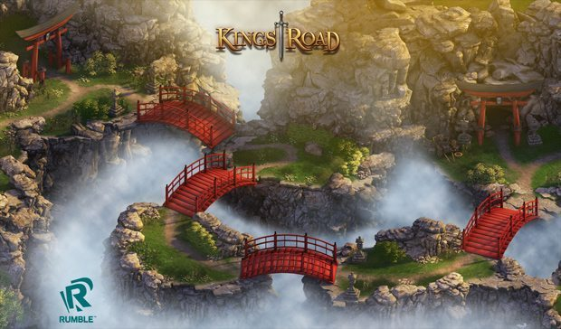 "New Asian-Themed KingsRoad Update, the ""Tournament of Jade"""