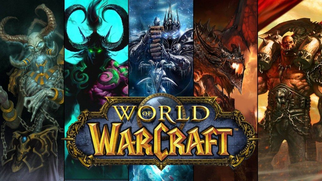 World of Warcraft Patch 6.1 Released