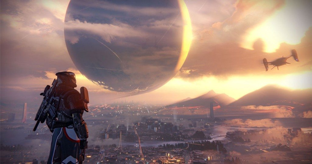 Latest Destiny Update Released