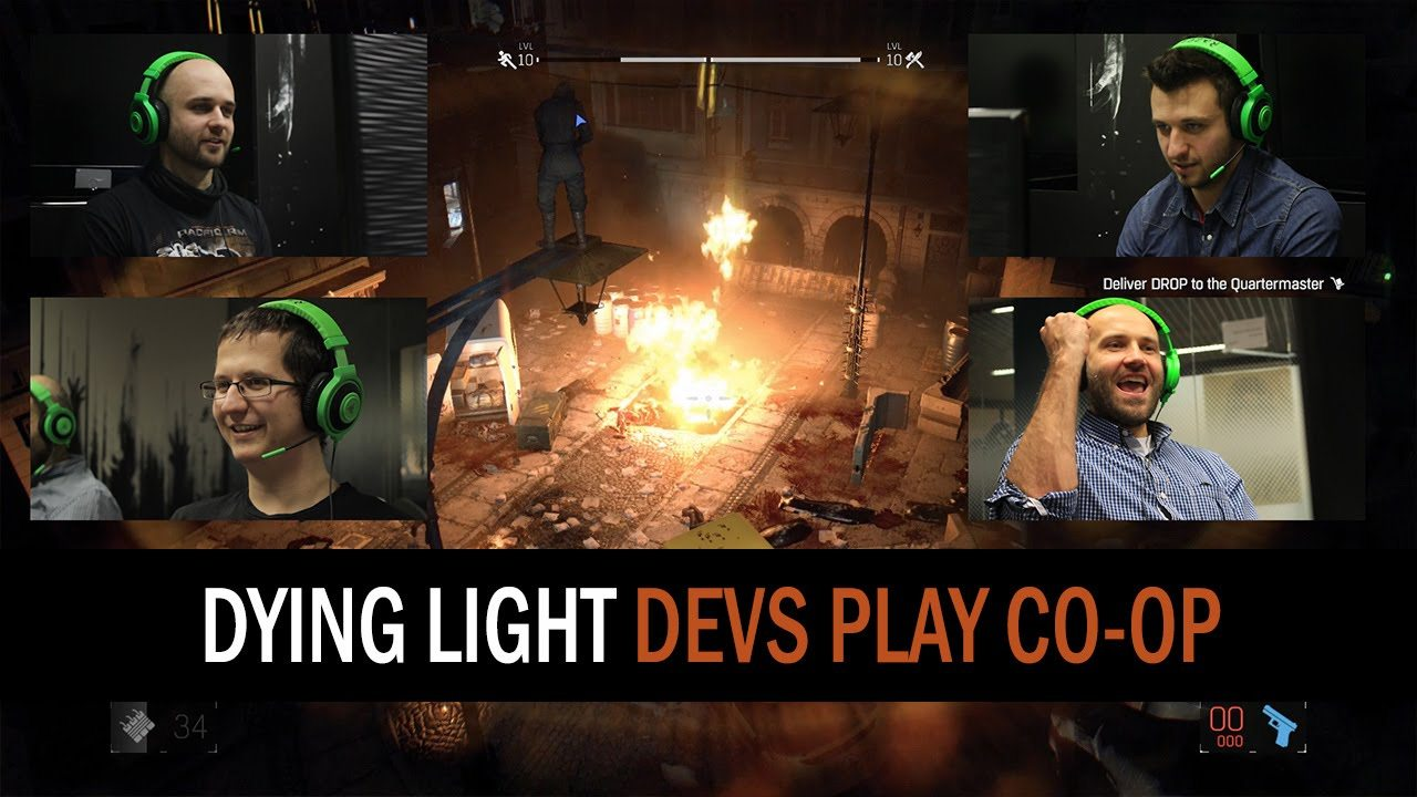 Dying Light 4-Player Co-op Mode