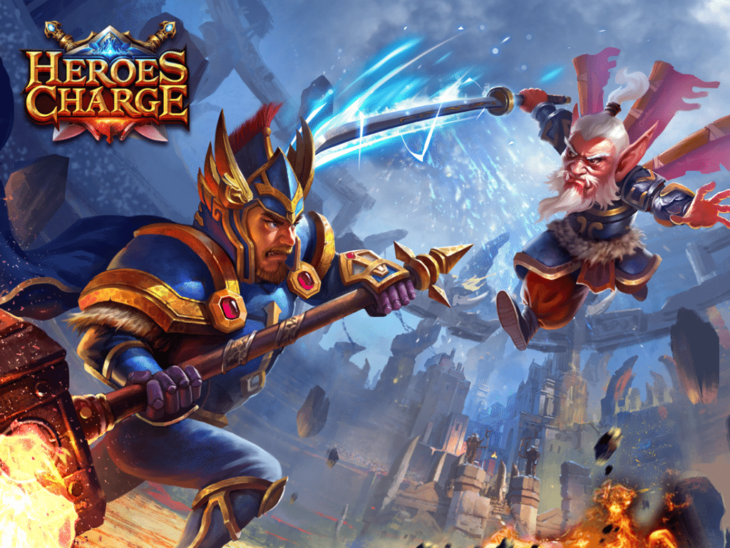 Updates for Heroes Charge Announced