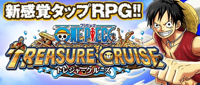 One Piece Treasure Cruise Now on Mobile Devices