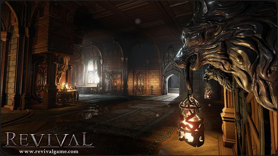 Horror RPG Revival Begins Phase 1