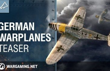 World of Warplanes German Tech Tree News