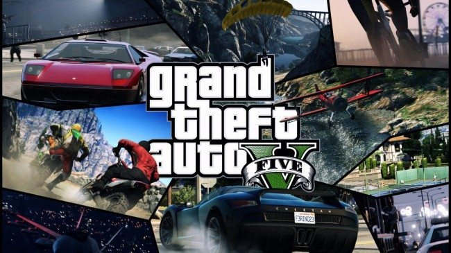 March Mayhem/Updates for GTA 5