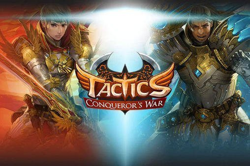 Tactics Conqueror's War World 2 Opens