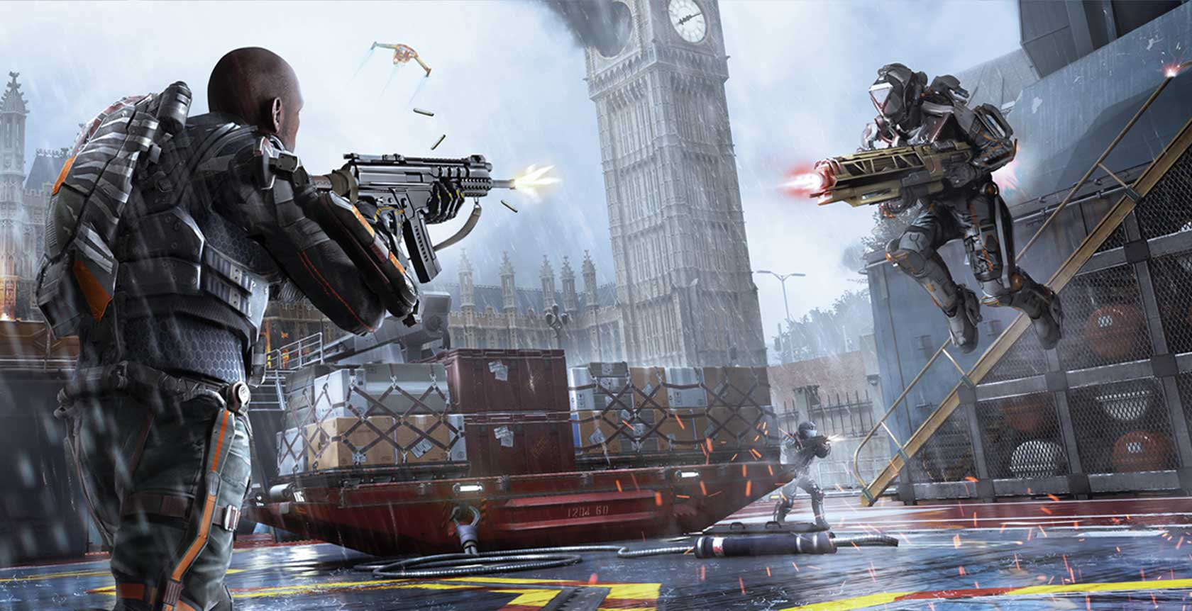 "Call Of Duty : Advanced Warfare ""Reckoning"" The Final DLC Pack is Coming"