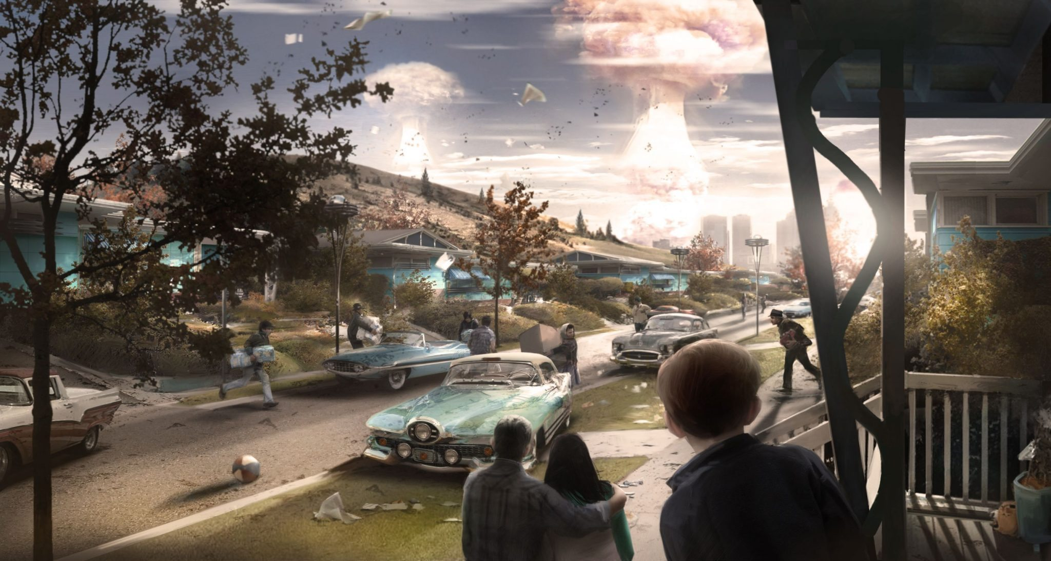 Fallout 4 Will Contain Over 400 Hours of Content