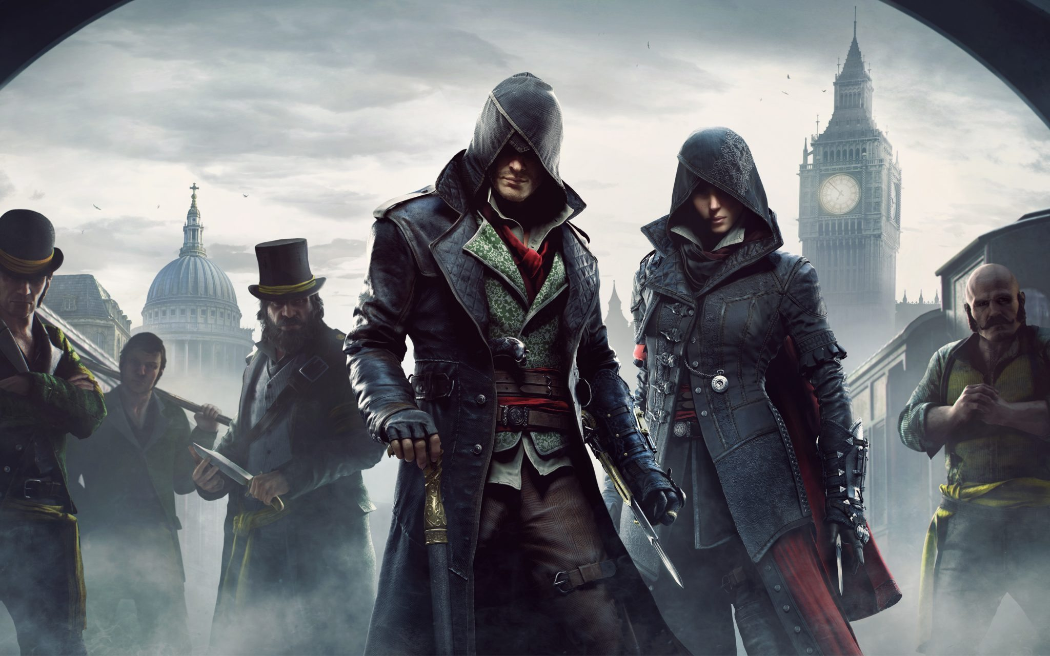 [video] Assassin's Creed Syndicate: Make Way for The Frye Twins!