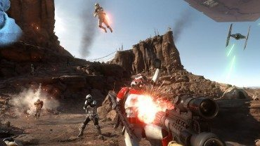 "Battlefront's New Team Deathmatch Mode ""Blast""  Revealed"