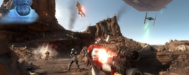 "Battlefront's New Team Deathmatch Mode ""Blast""  Revealed"