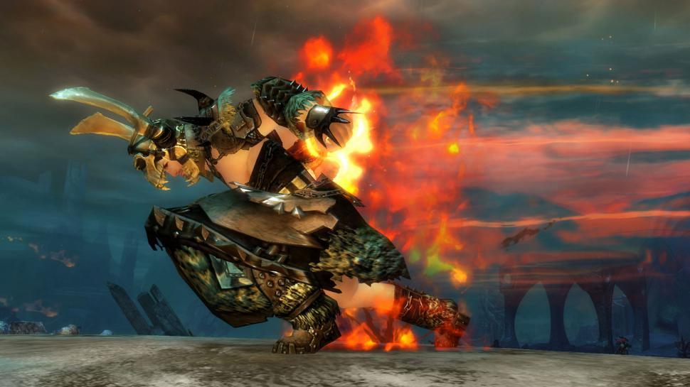 Guild Wars 2: The Berserker Revealed