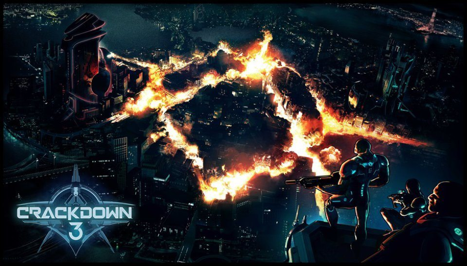 Crackdown 3 Boasts 100% Destructible Environments and Vast Multiplayer Capabilities