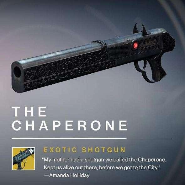 Destiny shotgun