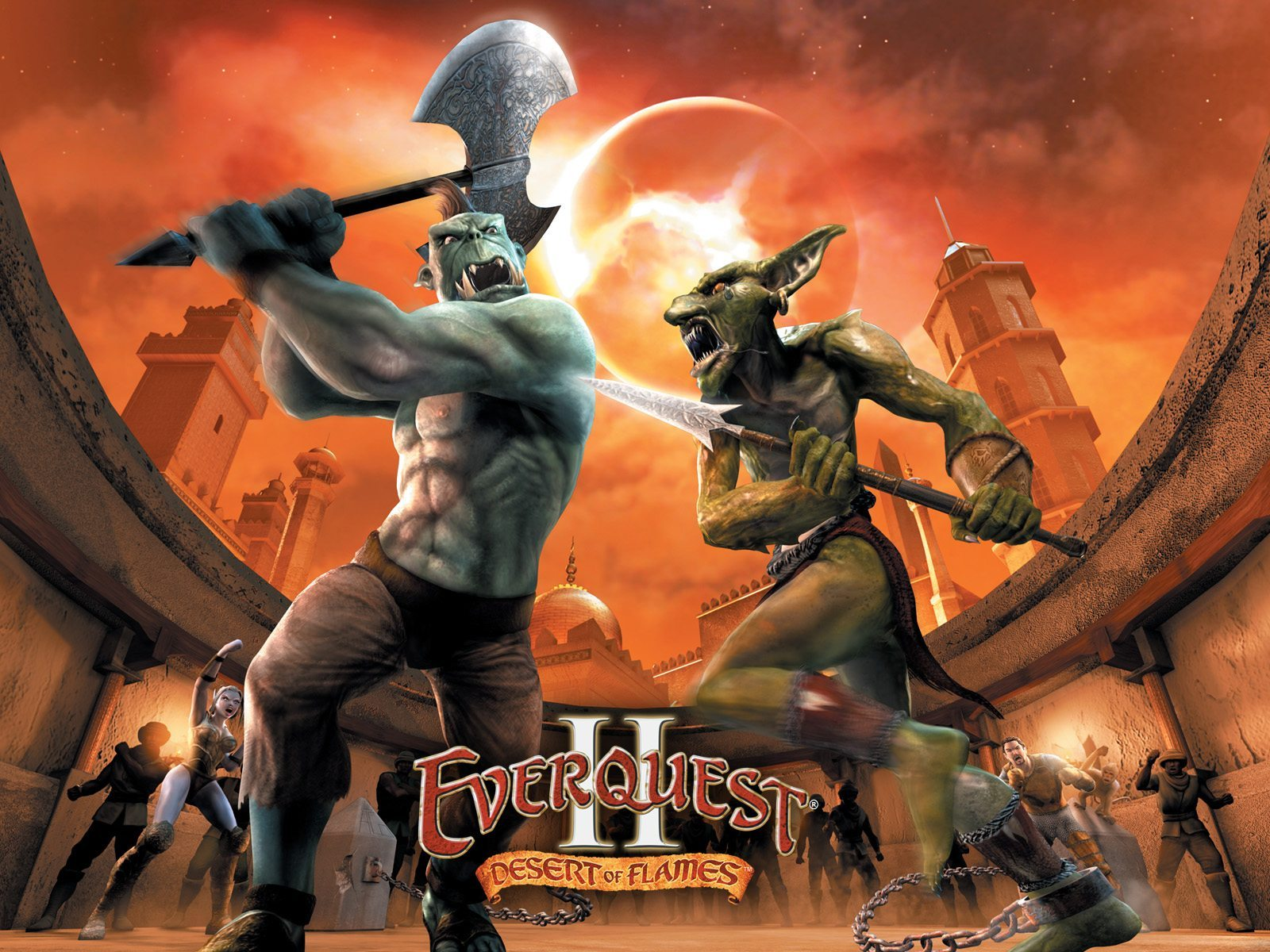 Everquest 2: Polls for the Upcoming Expansion Vote are Now Open