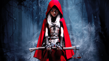 Its Game Over for Woolfe: The Red Hood Diaries