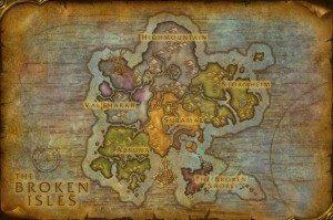 WOW Broken Isles