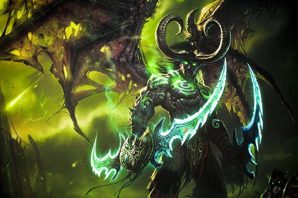 World of Warcraft: Legion Officially Announced by Blizzard