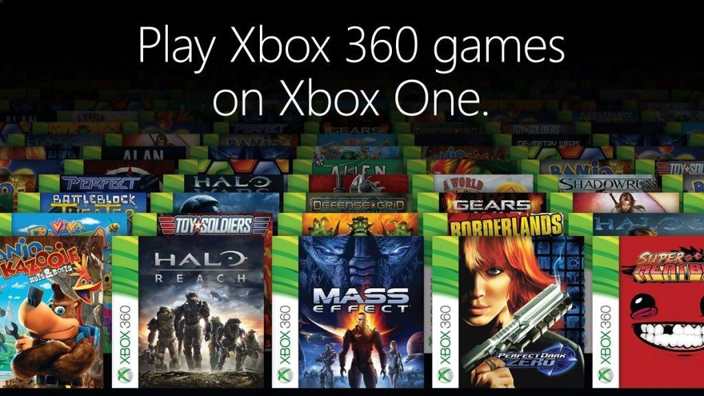Xbox One: Backwards Compatibility is Coming