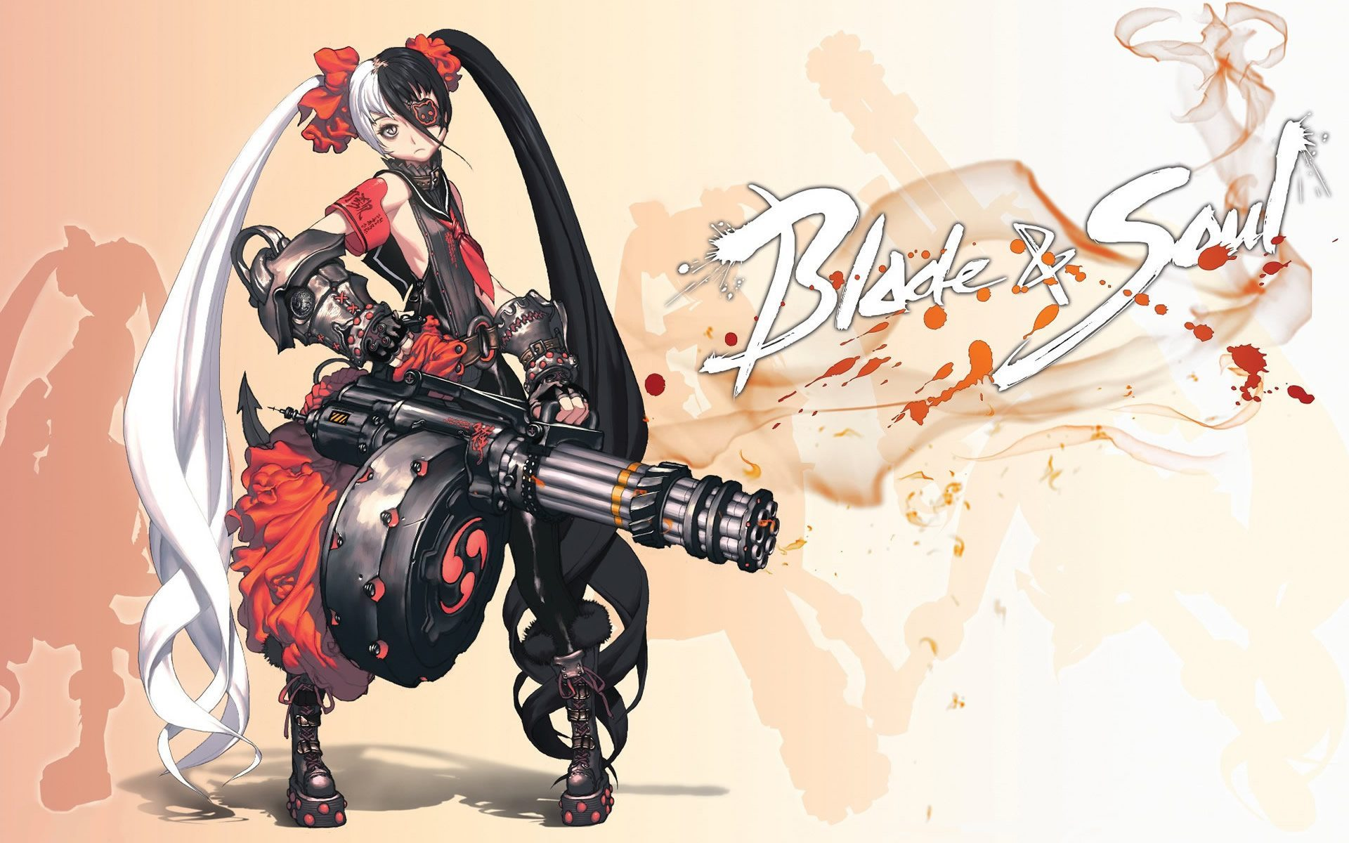 MMORPG Blade and Soul Set to Launch First Quarter of 2016