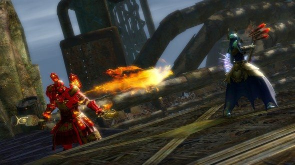 Guild Wars 2: Introduces Player versus Player Leagues
