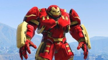 GTA 5: Rampage in Style with the New Iron Man Hulkbuster Mod