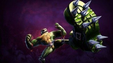 Battletoad's Rash Will Join the Fight in Killer Instinct Season 3