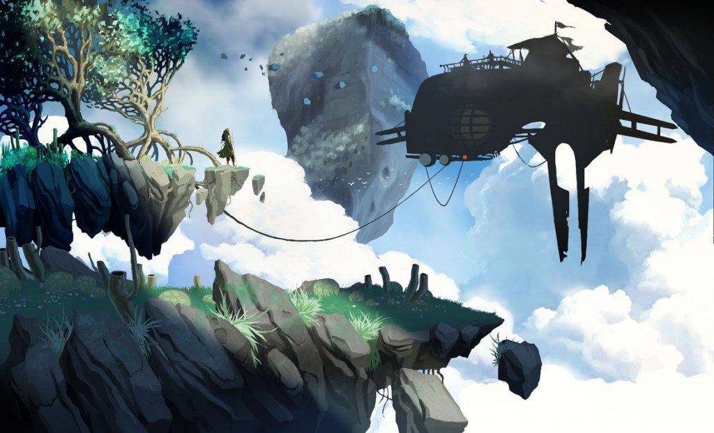 [video] Worlds Adrift: Aspiring MMO Releases New Trailer