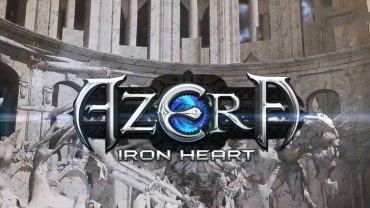 Adult MMORPG Azera Iron Heart Revealed by Webzen