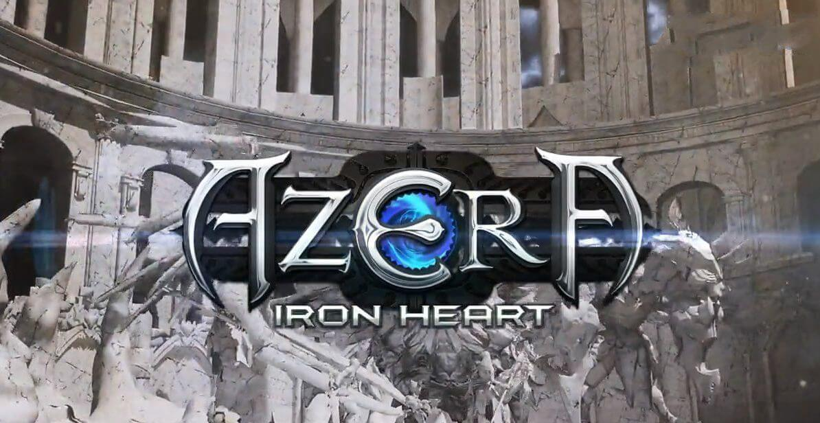 Adult MMORPG Azera Iron Heart Revealed by Webzen