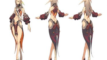 Blade and Soul Design Contest 2016