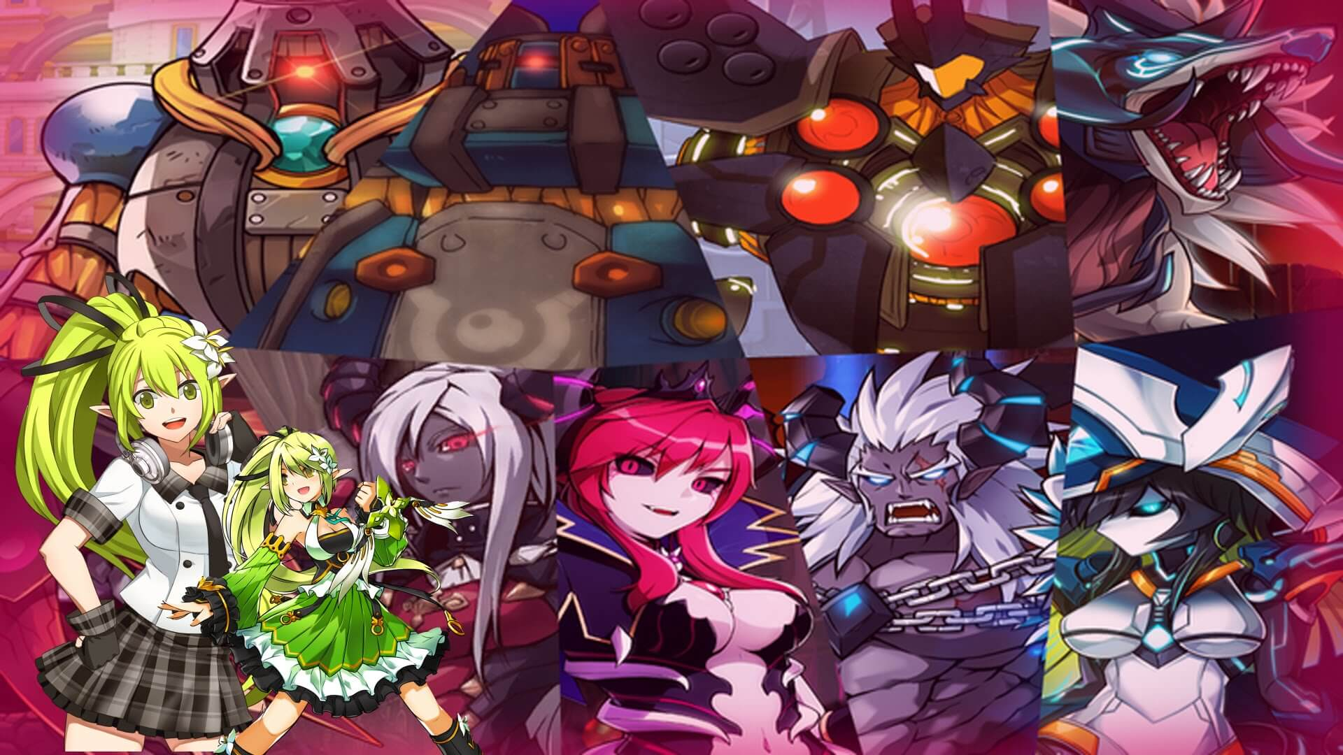 Elsword Heroic Dungeon Mode