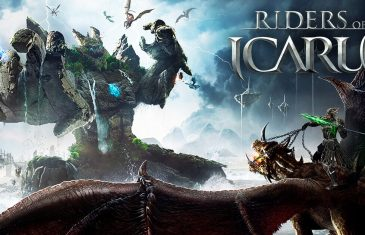 Riders of Icarus Open Beta Trailer