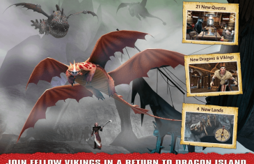 School of Dragons - Return to Dragon Island Expansion