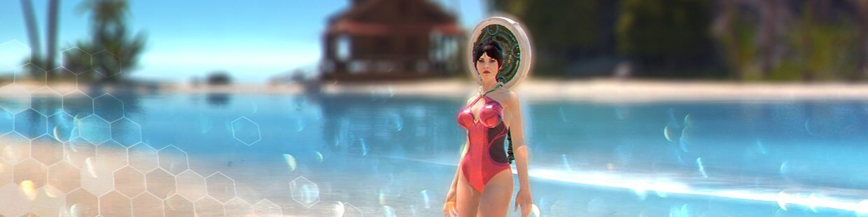 Skyforge Swimsuit Design Contest