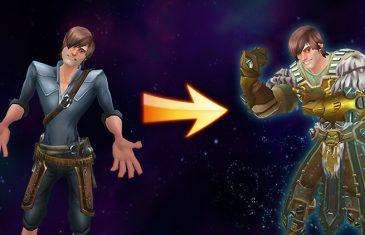 Wildstar Hero Hyper Jump Boost
