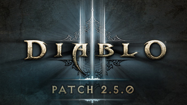 Diablo III – Patch 2.5.0 Now Live