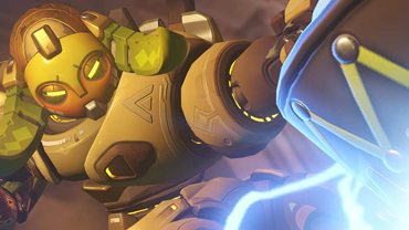 Introducing Orisa – Overwatch 3.21.17 Patch